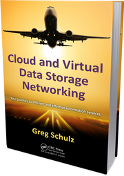 Cloud and Virtual Data Storage Networking Book
