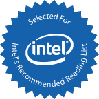 StorageIO books on Intel Recommended Reading list image