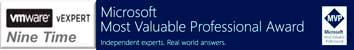vmware vexpert microsoft mvp