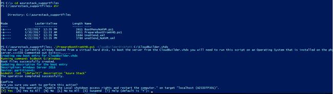 azure stack tp3 cloudbuilder nested vmware deployment