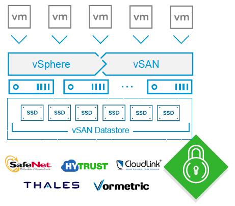 VMware vSAN DaRE