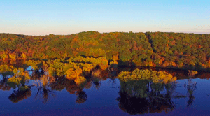 Fall Friday Evening Flight September 2016 St. Croix River