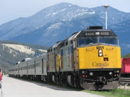 VIA Rail: The Canadian