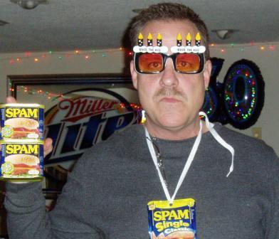 SPAM Man - Guards Your SPAM and Data