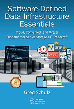 software defined data infrastructure book