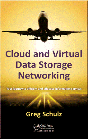 Cloud Virtual Data Storage Book