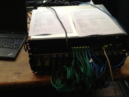 Dell server supporting ceph demo