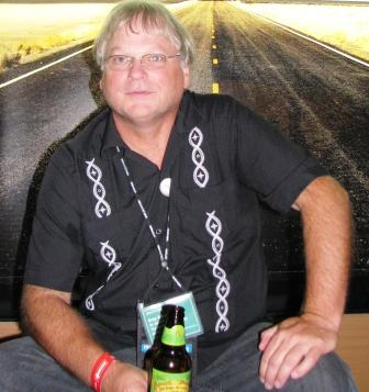 Greg on the virtual world road at VMworld 2010