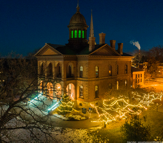 Old Washington County Courthouse Stillwater via Pictures Over Stillwater
