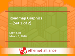Ethernet Alliance 2016 roadmap presentation #2