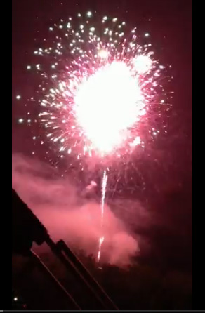 3rd of July fireworks video via greg schulz storageio