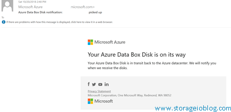 Notice data box is on the way to Azure