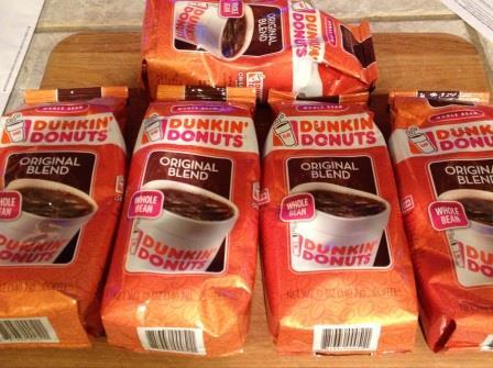 five redundant coffee