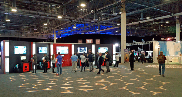 Dell Technology World 2018 Commons Area