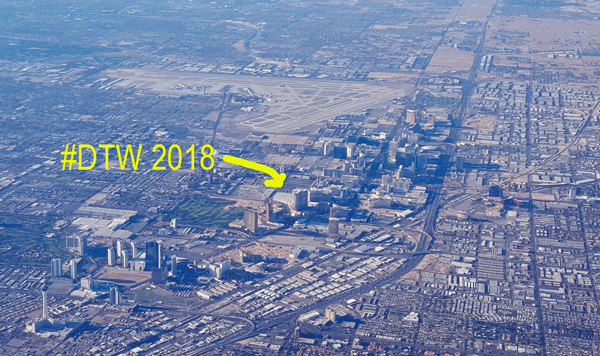 Dell Technology World 2018 Venue