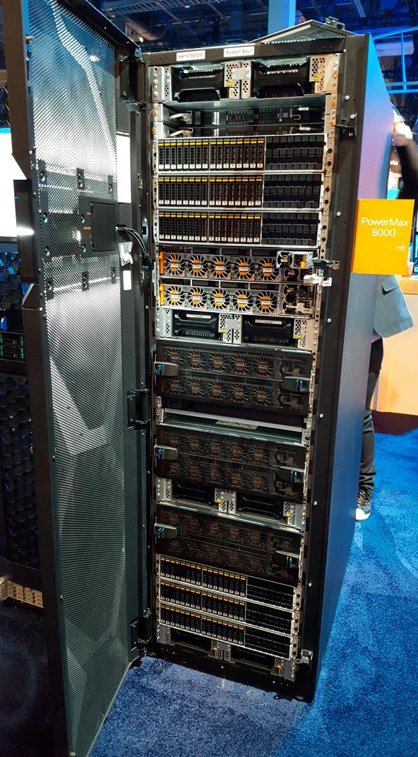 Dell Technology World 2018 PowerMax