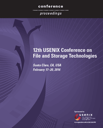 USENIX FAST 2014