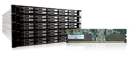 solidfire ssd storage with satadimm