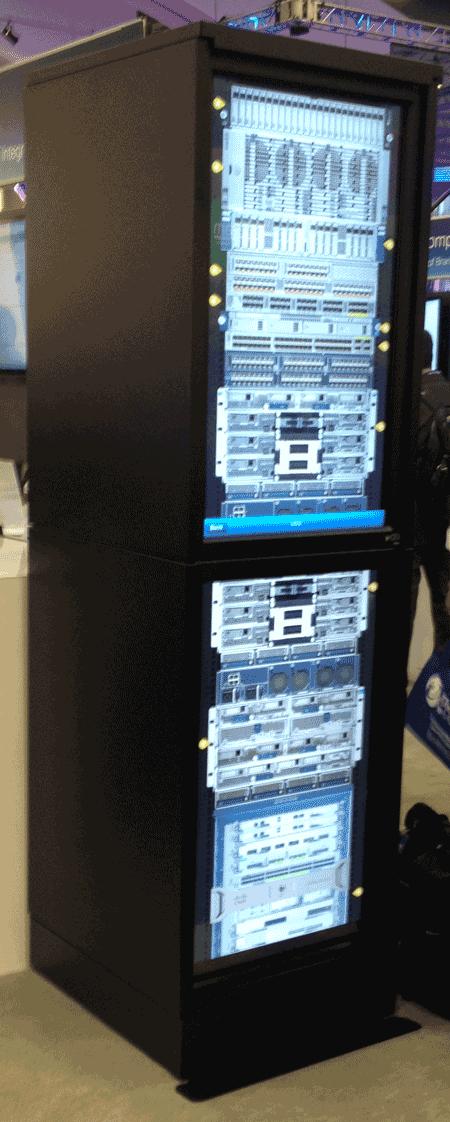 virtual software defined server