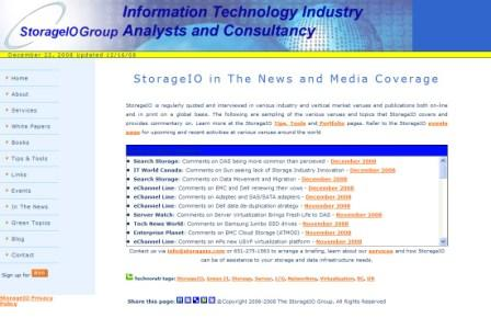StorageIO in the news at www.storageio.com/news.html