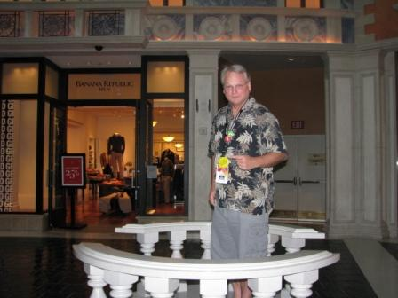 Greg at VMworld 2011