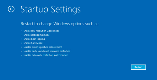 Fixing the Microsoft Windows 10 1709 Post Upgrade Restart Loop